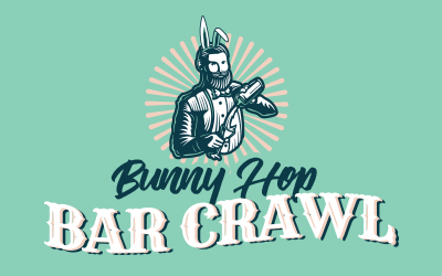 (Cancelled) Bunny Hop Bar Crawl