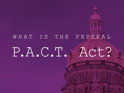 What the Federal PACT Act Means and Doesn't Mean for Iowa's Animals