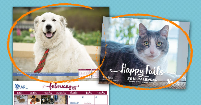 Happy Tails Month and Cover