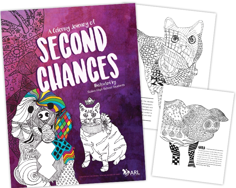 Crafts For Paws Coloring With Kittens